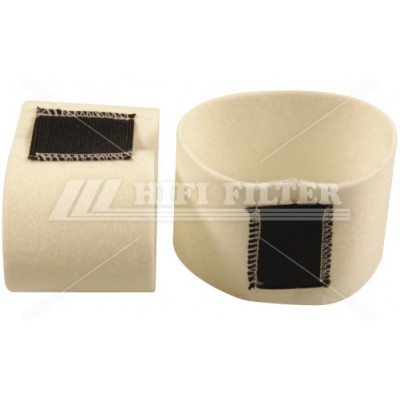 SA 16570 Воздушный фильтр HIFI FILTER (SA16570)