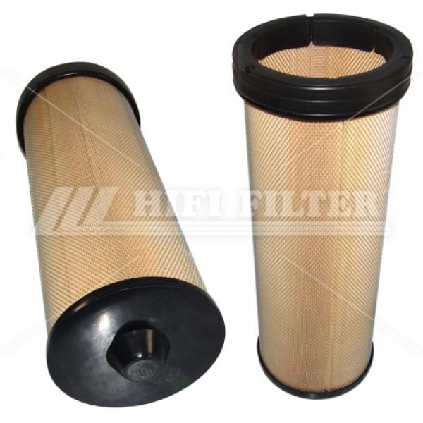 SA 16837 Воздушный фильтр HIFI FILTER (SA16837)