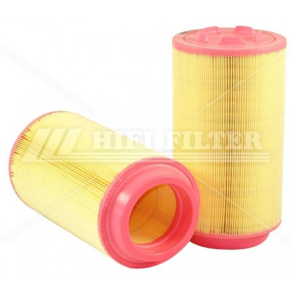 SA 17104 Воздушный фильтр HIFI FILTER (SA17104)