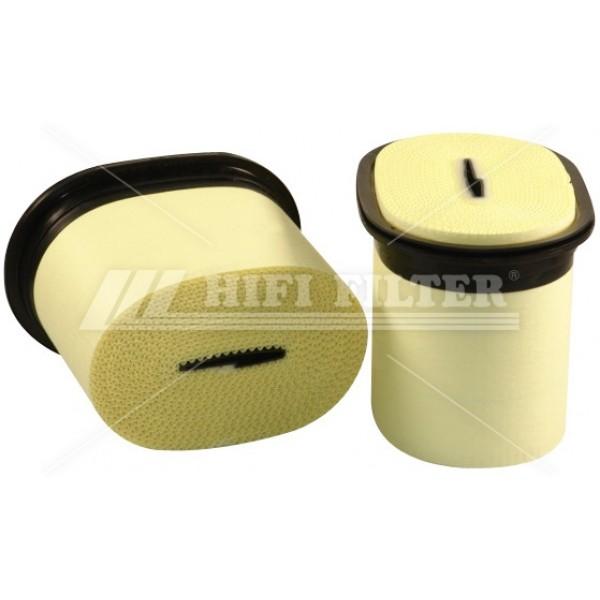 SA 17391 Воздушный фильтр HIFI FILTER (SA17391)