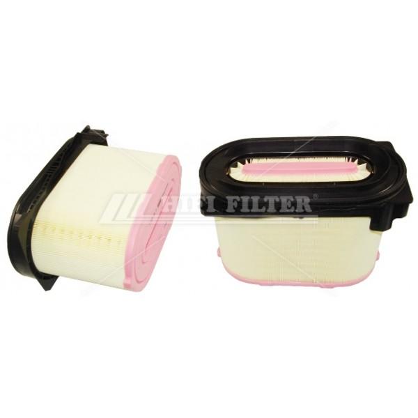 SA 17480 Воздушный фильтр HIFI FILTER (SA17480)