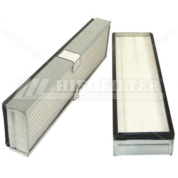 SC 16044 Воздушный фильтр (салонный) HIFI FILTER (SC16044)