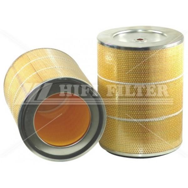 SC 16317 Воздушный фильтр (салонный) HIFI FILTER (SC16317)
