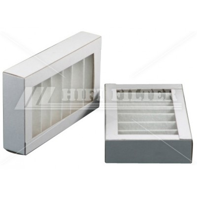 SC 40001 Воздушный фильтр (салонный) HIFI FILTER (SC40001)