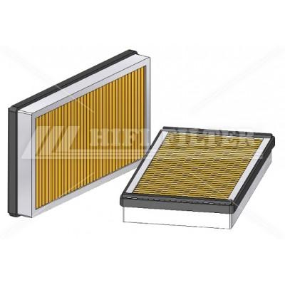 SC 40065 Воздушный фильтр (салонный) HIFI FILTER (SC40065)