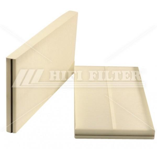 SC 40069 Воздушный фильтр (салонный) HIFI FILTER (SC40069)