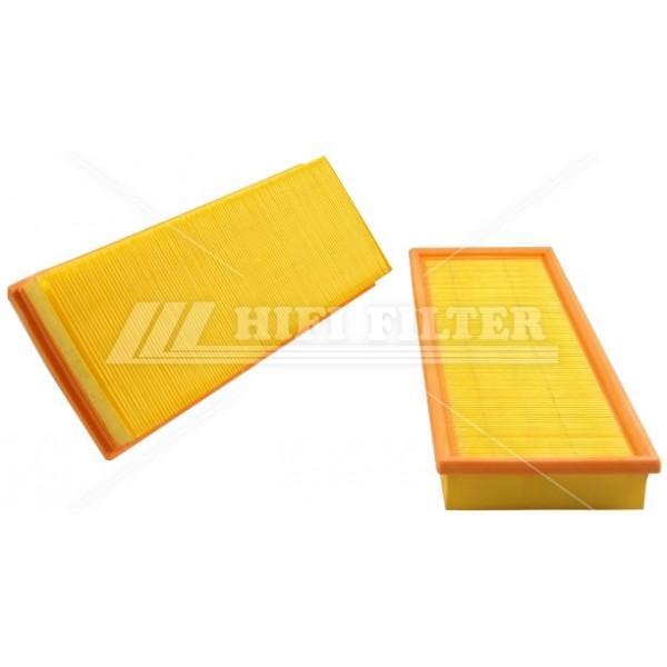 SC 50020 Воздушный фильтр (салонный) HIFI FILTER (SC50020)