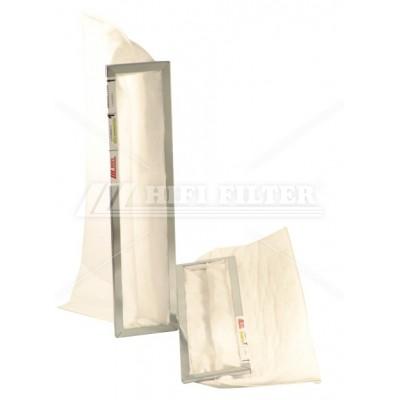 SC 50021 Воздушный фильтр (салонный) HIFI FILTER (SC50021)