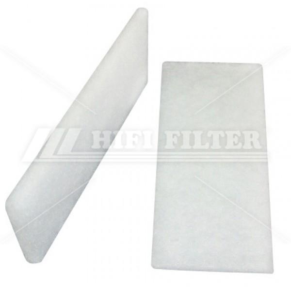 SC 50108 Воздушный фильтр (салонный) HIFI FILTER (SC50108)