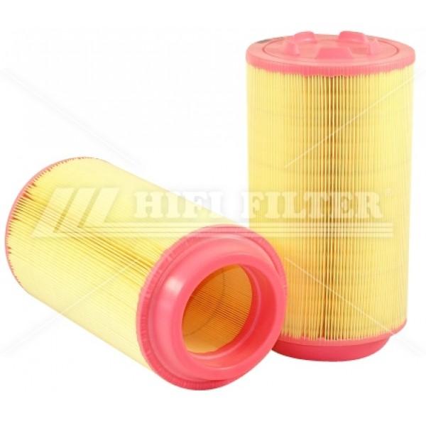SC 50141 Воздушный фильтр (салонный) HIFI FILTER (SC50141)