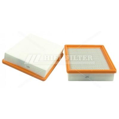 SC 50252 Воздушный фильтр (салонный) HIFI FILTER (SC50252)