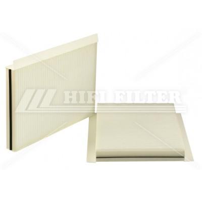 SC 5102 Воздушный фильтр (салонный) HIFI FILTER (SC5102)