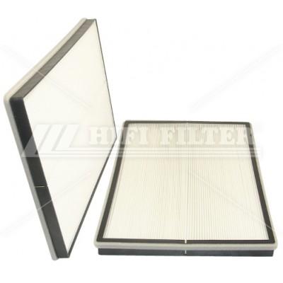 SC 60026 Воздушный фильтр (салонный) HIFI FILTER (SC60026)