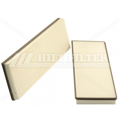 SC 60055 Воздушный фильтр (салонный) HIFI FILTER (SC60055)