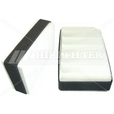SC 60100 Воздушный фильтр (салонный) HIFI FILTER (SC60100)