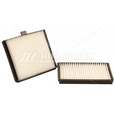 SC 80008 Воздушный фильтр (салонный) HIFI FILTER (SC80008)