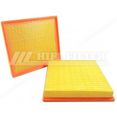 SC 80010 Воздушный фильтр (салонный) HIFI FILTER (SC80010)