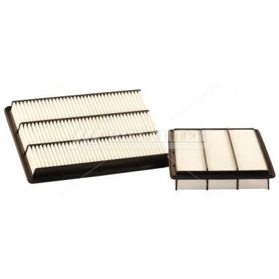 SC 80020 Воздушный фильтр (салонный) HIFI FILTER (SC80020)