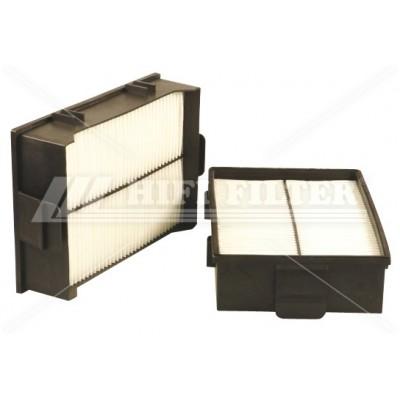 SC 80021 Воздушный фильтр (салонный) HIFI FILTER (SC80021)