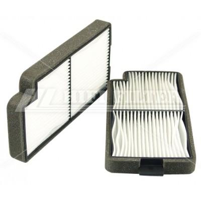SC 80026 Воздушный фильтр (салонный) HIFI FILTER (SC80026)
