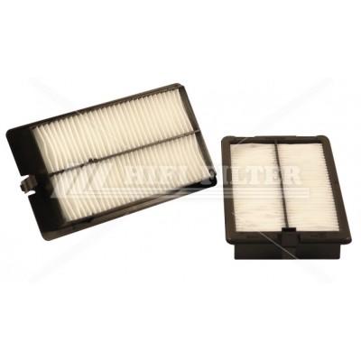 SC 80027 Воздушный фильтр (салонный) HIFI FILTER (SC80027)