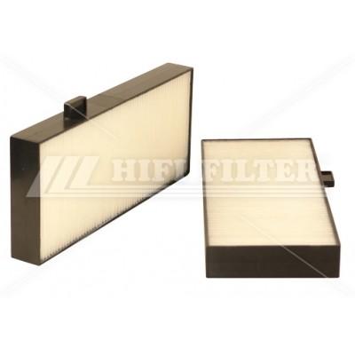 SC 80031 Воздушный фильтр (салонный) HIFI FILTER (SC80031)
