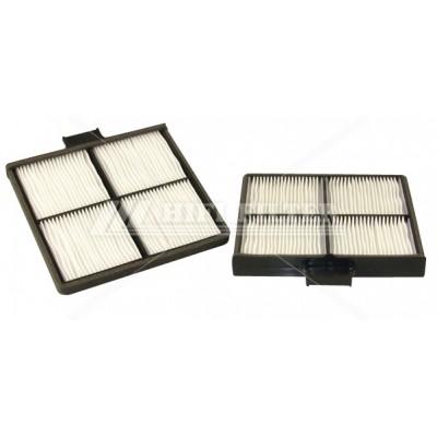 SC 80040 Воздушный фильтр (салонный) HIFI FILTER (SC80040)