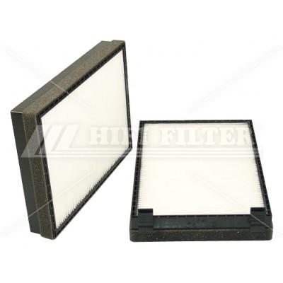 SC 80061 Воздушный фильтр (салонный) HIFI FILTER (SC80061)