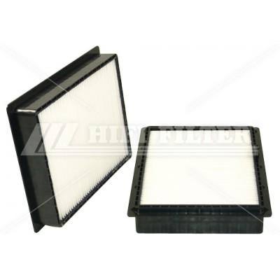 SC 80062 Воздушный фильтр (салонный) HIFI FILTER (SC80062)