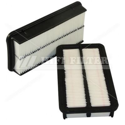 SC 80067 Воздушный фильтр (салонный) HIFI FILTER (SC80067)