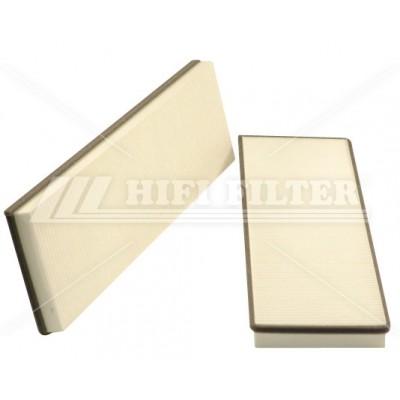 SC 80072 Воздушный фильтр (салонный) HIFI FILTER (SC80072)