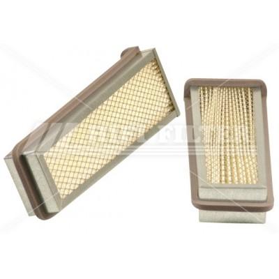 SC 90067 Воздушный фильтр (салонный) HIFI FILTER (SC90067)