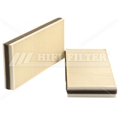 SC 90086 Воздушный фильтр (салонный) HIFI FILTER (SC90086)