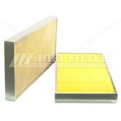 SC 90117 Воздушный фильтр (салонный) HIFI FILTER (SC90117)