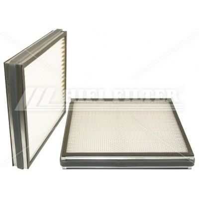 SC 90126 Воздушный фильтр (салонный) HIFI FILTER (SC90126)