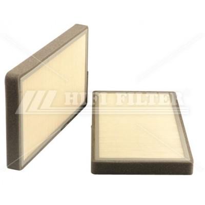 SC 90142 Воздушный фильтр (салонный) HIFI FILTER (SC90142)