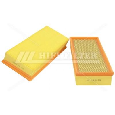 SC 90186 Воздушный фильтр (салонный) HIFI FILTER (SC90186)