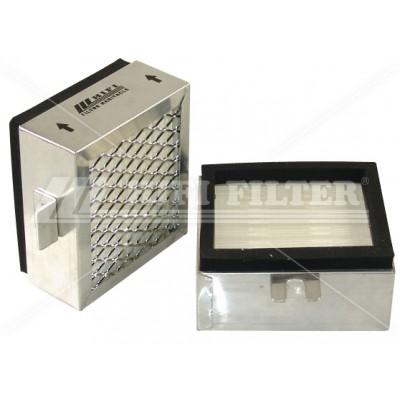 SC 90223 Воздушный фильтр (салонный) HIFI FILTER (SC90223)