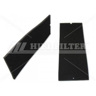 SC 90237 Воздушный фильтр (салонный) HIFI FILTER (SC90237)