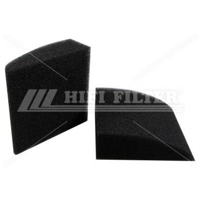 SC 90268 Воздушный фильтр (салонный) HIFI FILTER (SC90268)
