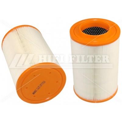 SC 90385 Воздушный фильтр (салонный) HIFI FILTER (SC90385)