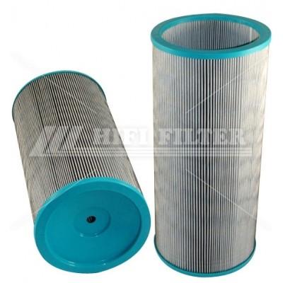 SH 53402 Гидравлический фильтр HIFI FILTER (SH53402)