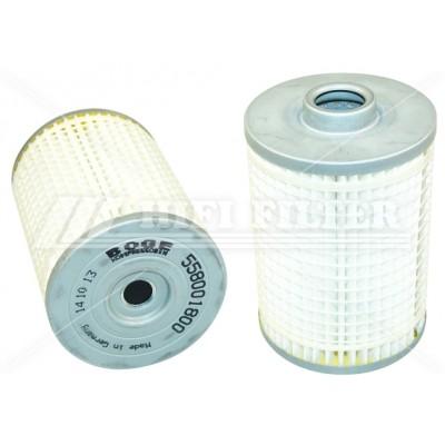 SH 62331 Гидравлический фильтр HIFI FILTER (SH62331)