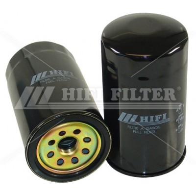 SN 25124 Топливный фильтр HIFI FILTER (SN25124)