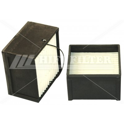 SN 40005 Топливный фильтр HIFI FILTER (SN40005)