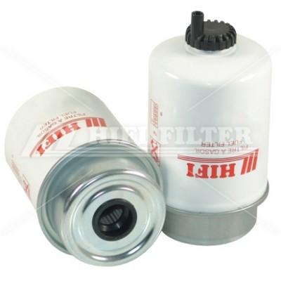 SN 70197 Топливный фильтр HIFI FILTER (SN70197)