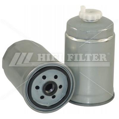 SN 80047 Топливный фильтр HIFI FILTER (SN80047)
