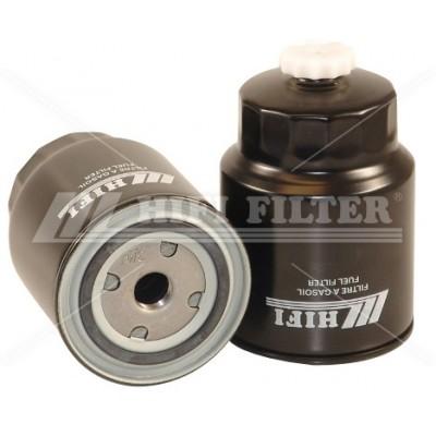 SN 80124 Топливный фильтр HIFI FILTER (SN80124)