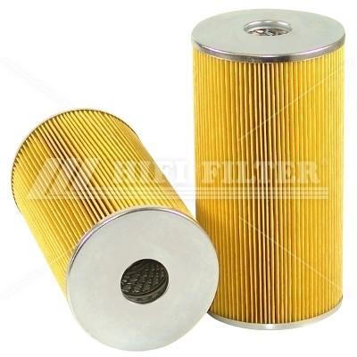 SO 12024 Масляный фильтр HIFI FILTER (SO12024)