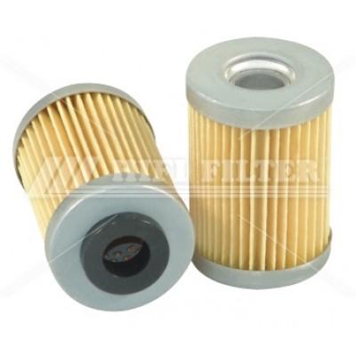 SO 1385 Масляный фильтр HIFI FILTER (SO1385)